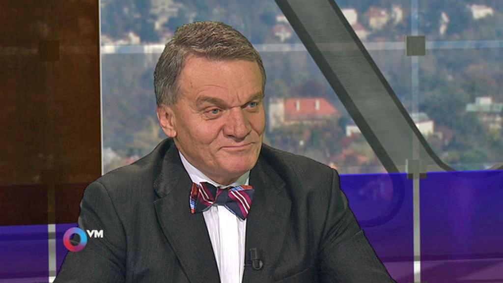 Bohuslav Svoboda v OVM