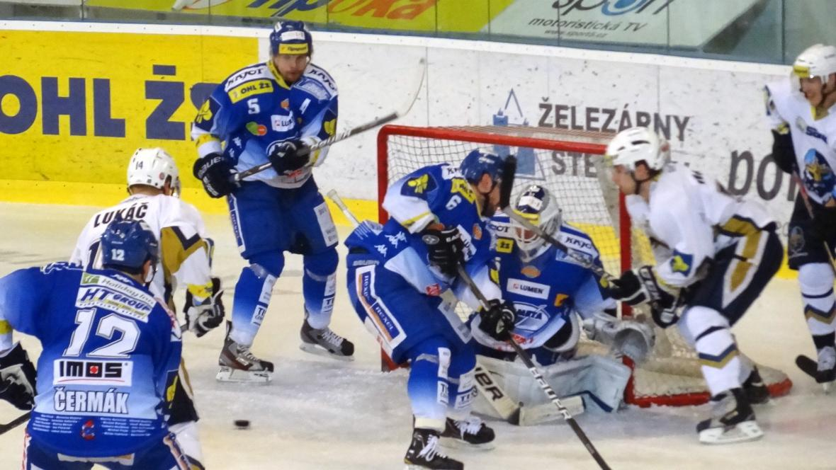 Kometa Brno porazila Kladno 1:0