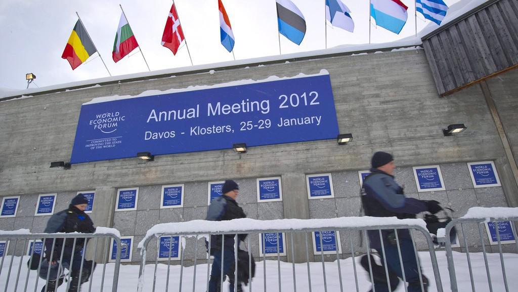 Ekonomické fórum v Davosu