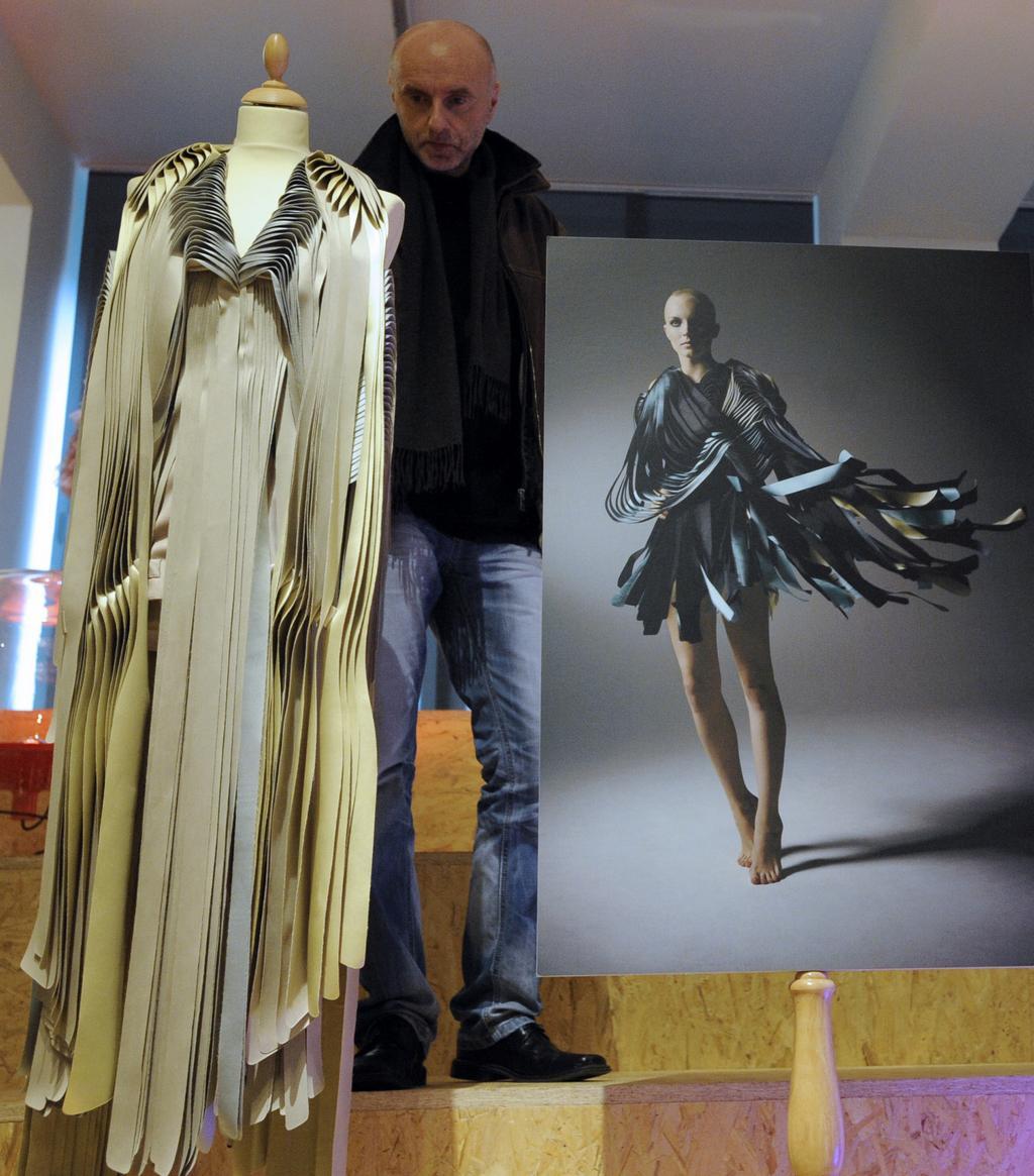 Výstava Czech Grand Design Nominace 2011