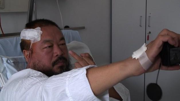Z dokumentu Aj Wej-wej: Never Sorry