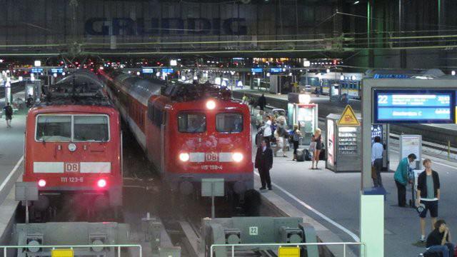 Mnichovské hlavní nádraží