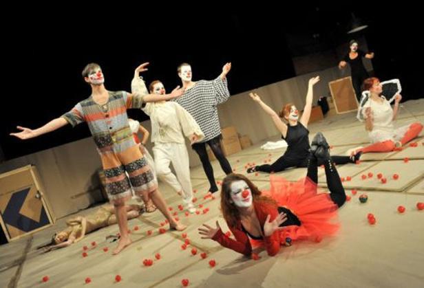 Festival divadelních škol v Brně