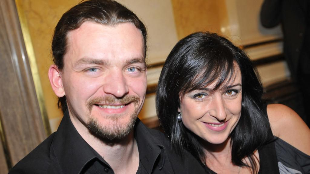 Nominace na Ceny Thálie 2011 / Hana Fialová a Dušan Vitázek