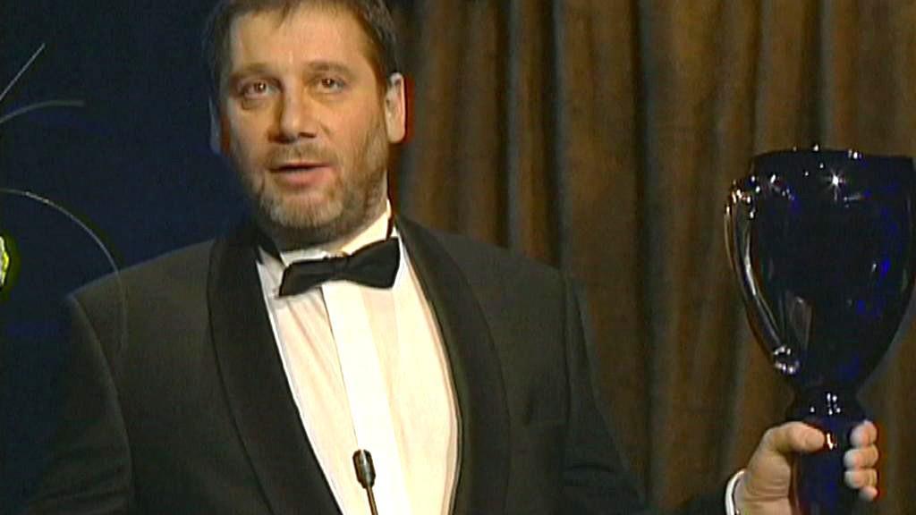 Tomáš Töpfer s cenou Thálie (2007)