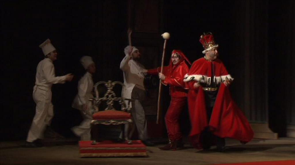 Pohádka Sůl nad zlato v Národním divadle moravskoslezském