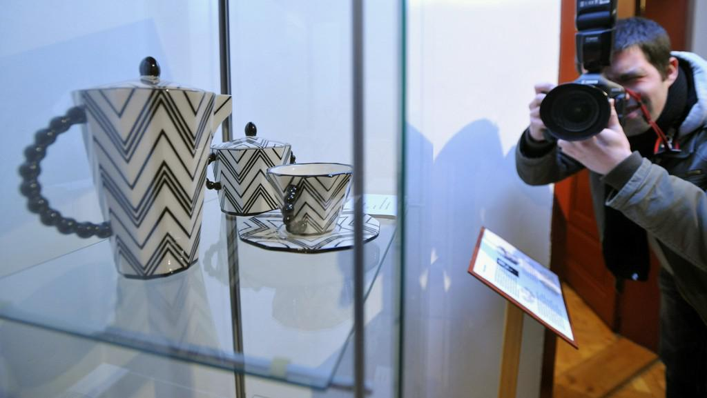 Keramika Pavla Janáka