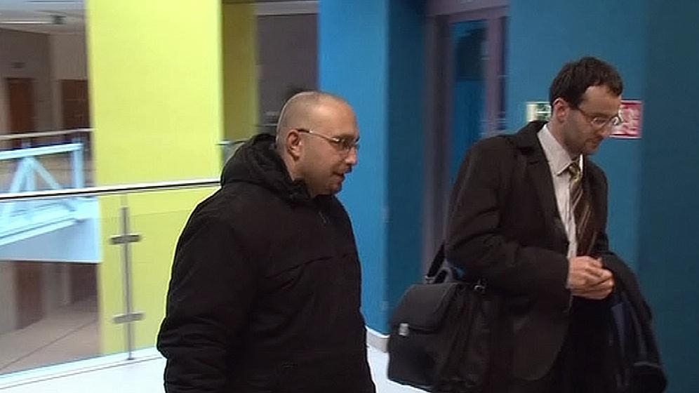 Lukáš Stoupa (vlevo)