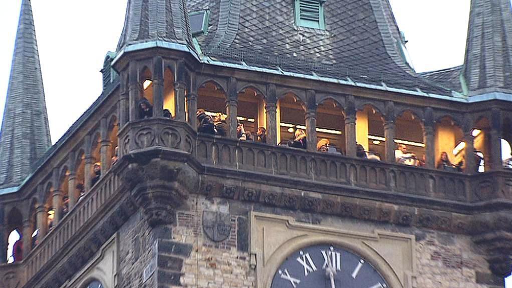Věž Staroměstské radnice