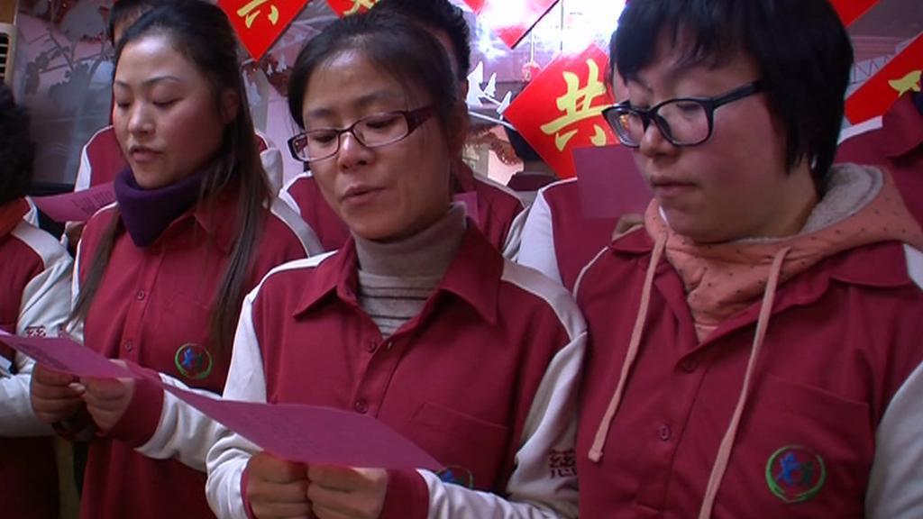 V Číně začne nový rok