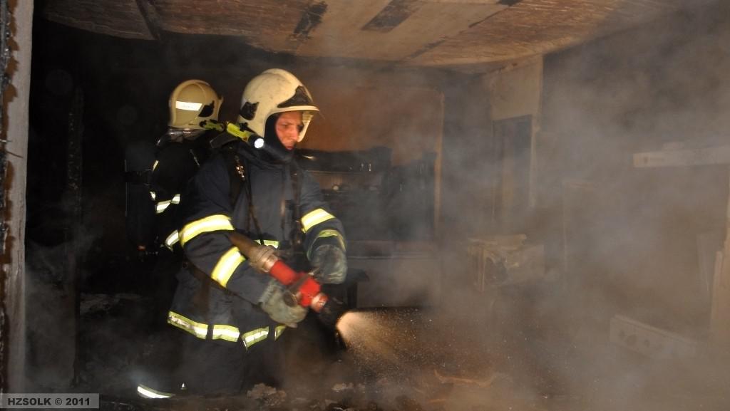 Boj s požárem