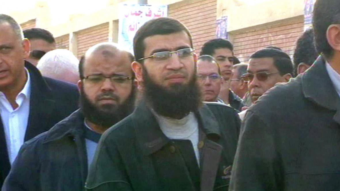 Egyptští voliči