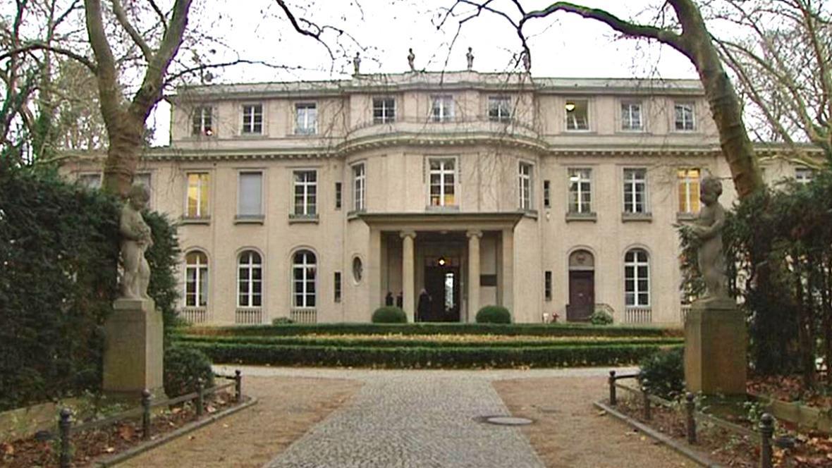 Vila ve Wannsee