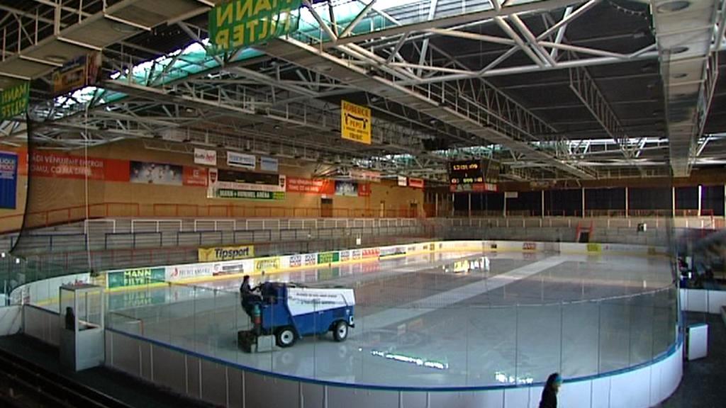 Zimní stadion v Třebíči