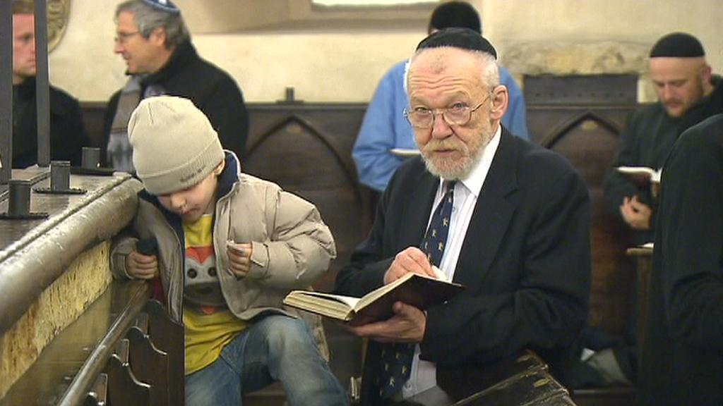 Ortodoxní Židé