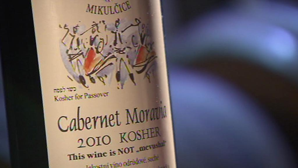 Košer víno