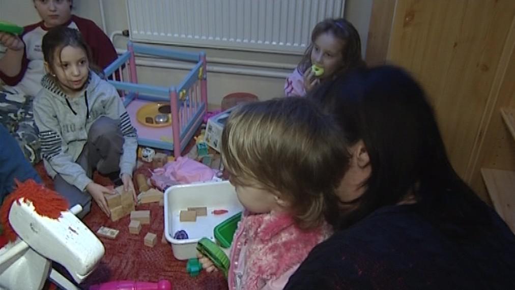 V Domově svaté Markéty pro matky s dětmi v tíživé životní situaci