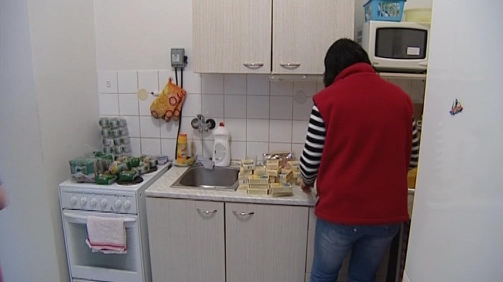 V Domově svaté Markéty čekají matky s dětmi marně na dávky v sociální nouzi