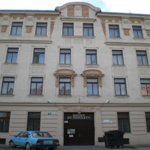 azylový dům pro matky s dětmi Domov svaté Markéty v Brně