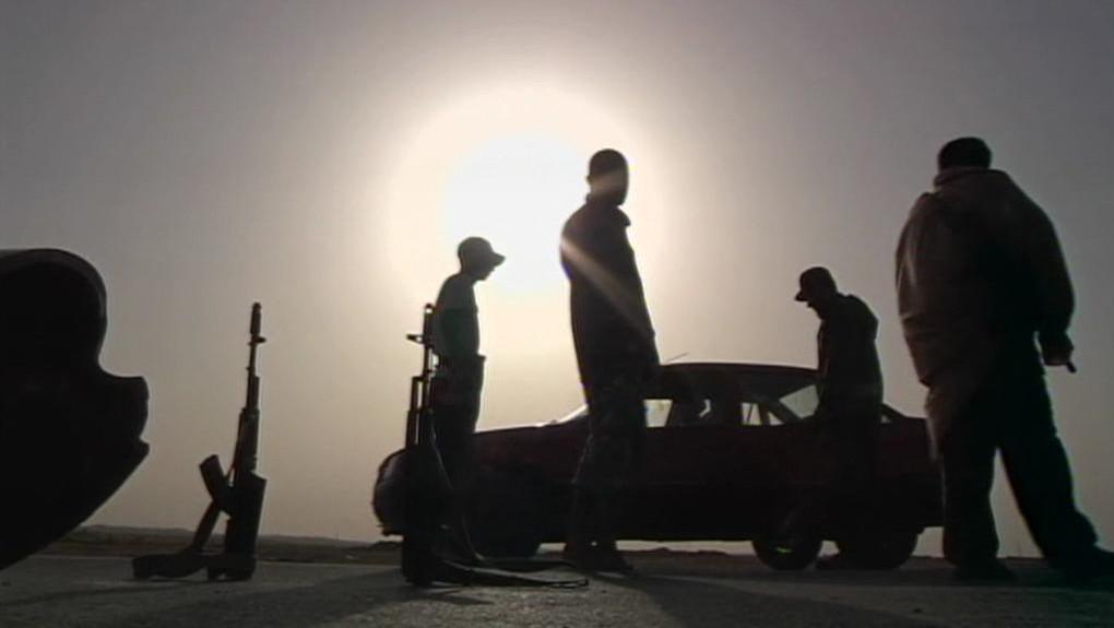 Povstalci v Libyi