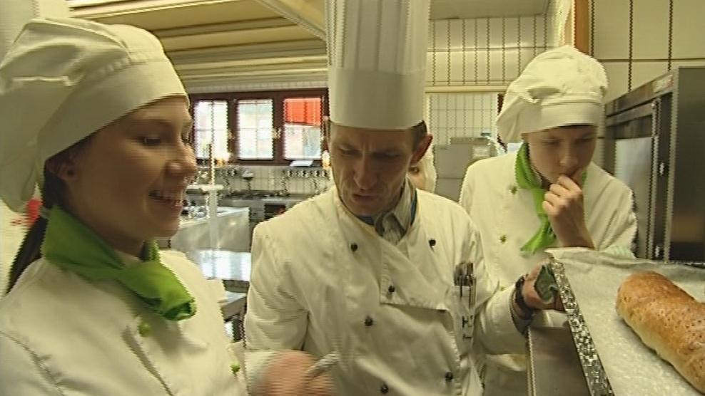 Čeští studenti navštěvují rakouskou státní školu