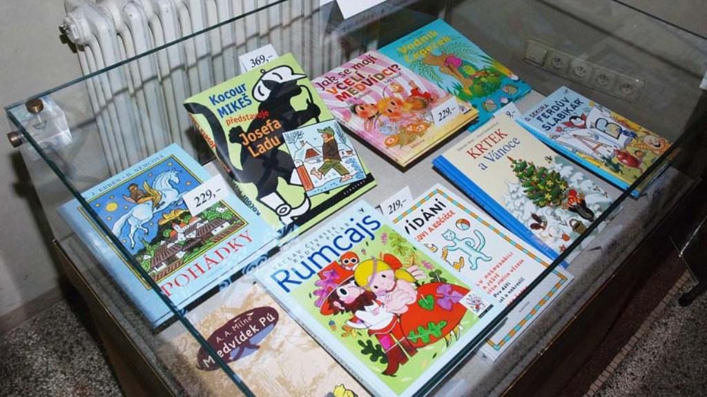 Knihy nakladatelství Albatros