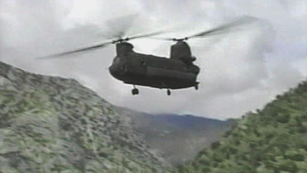 Vrtulník Chinook
