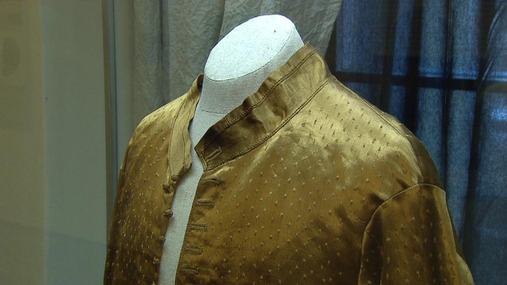Pohřební oděv Rudolfa II.