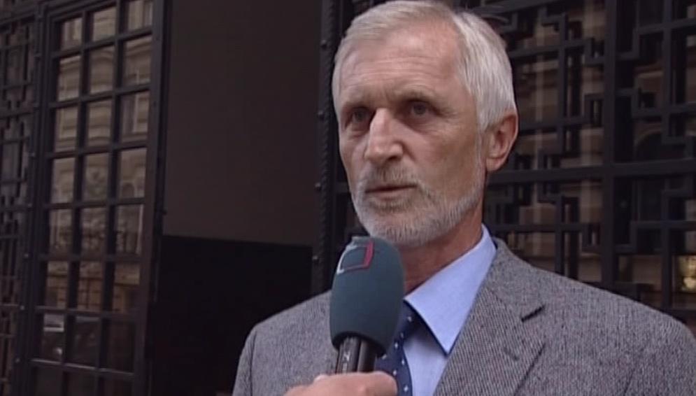 Státní zástupce Petr Coufal