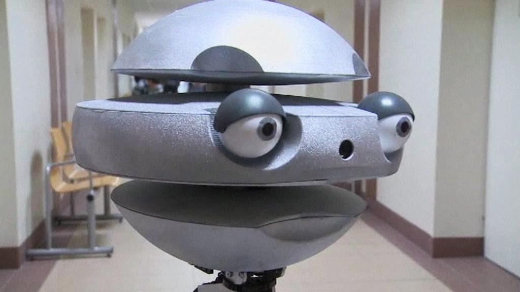 Polský robot umí vyjádřit emoce