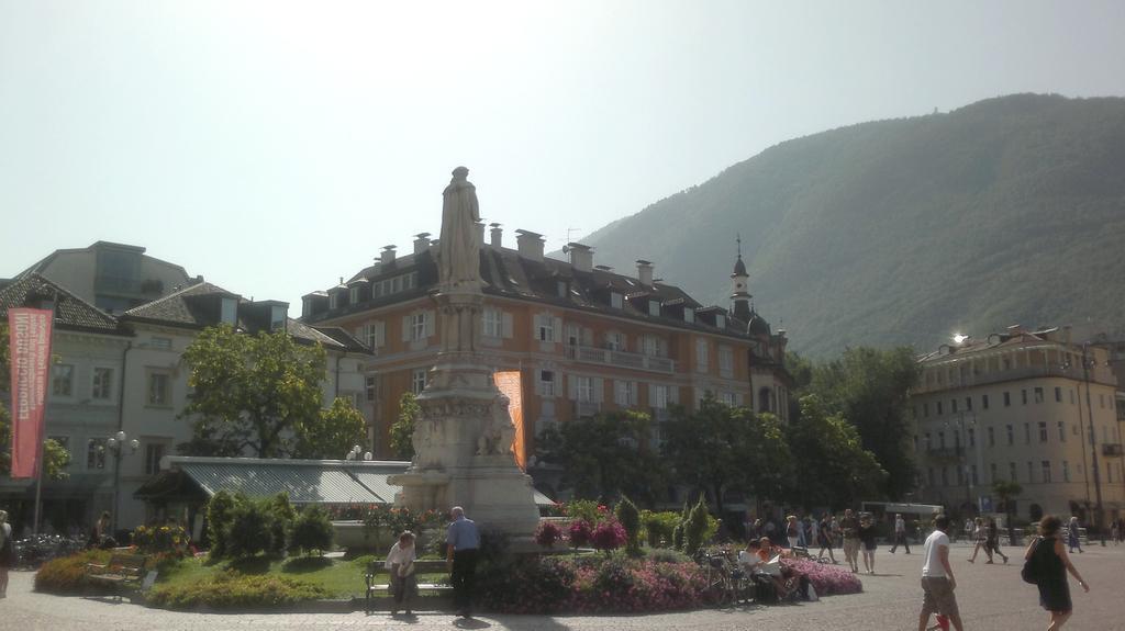 Historické centrum Bolzana