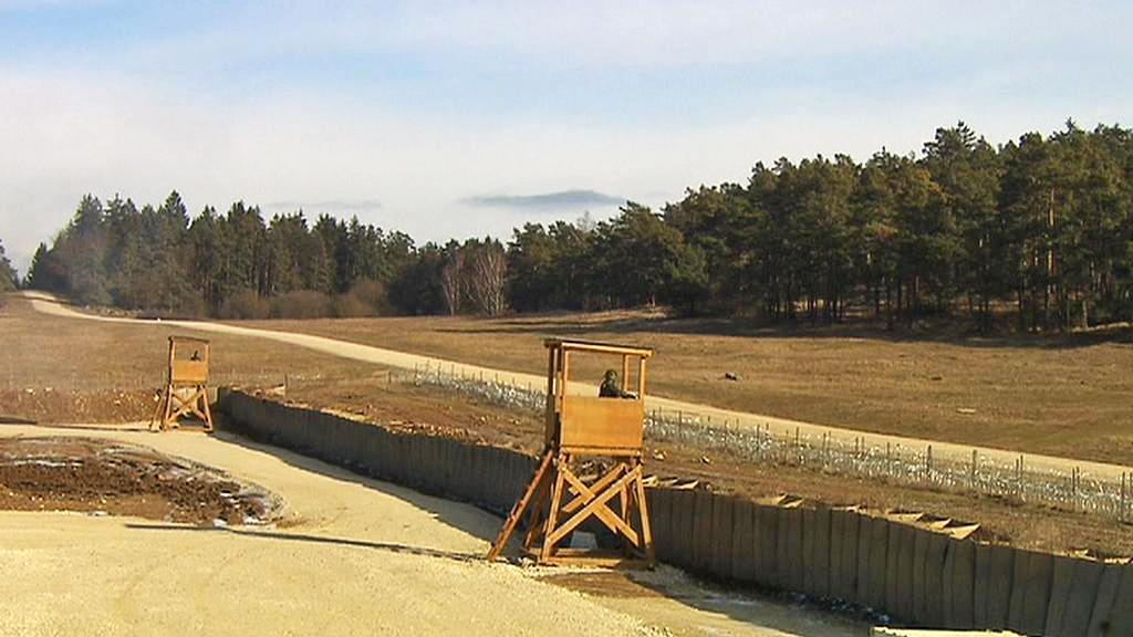 Výcviková základna Hohenfels