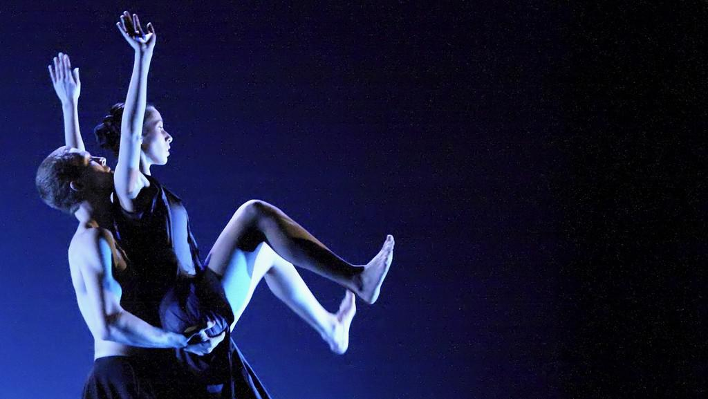 Mezinárodní týdny tance 2012