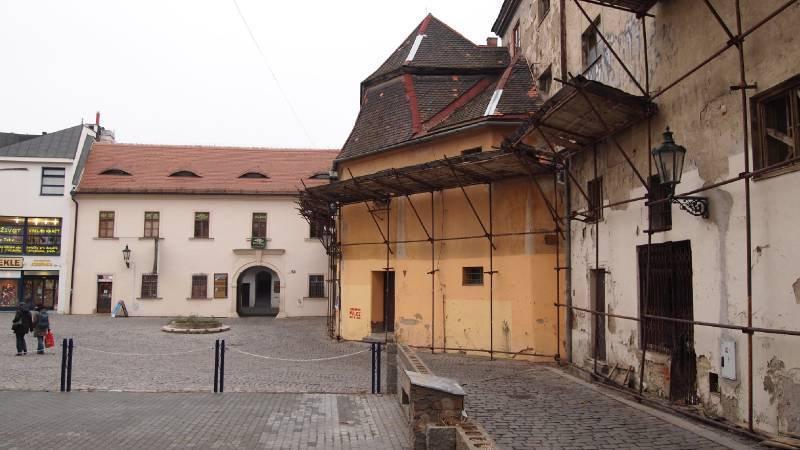 Klášter františkánů v Brně