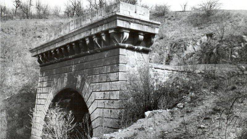 Portál tunelu č. 1 na trati Brno - Česká Třebová
