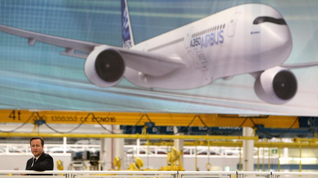 Továrna Airbusu