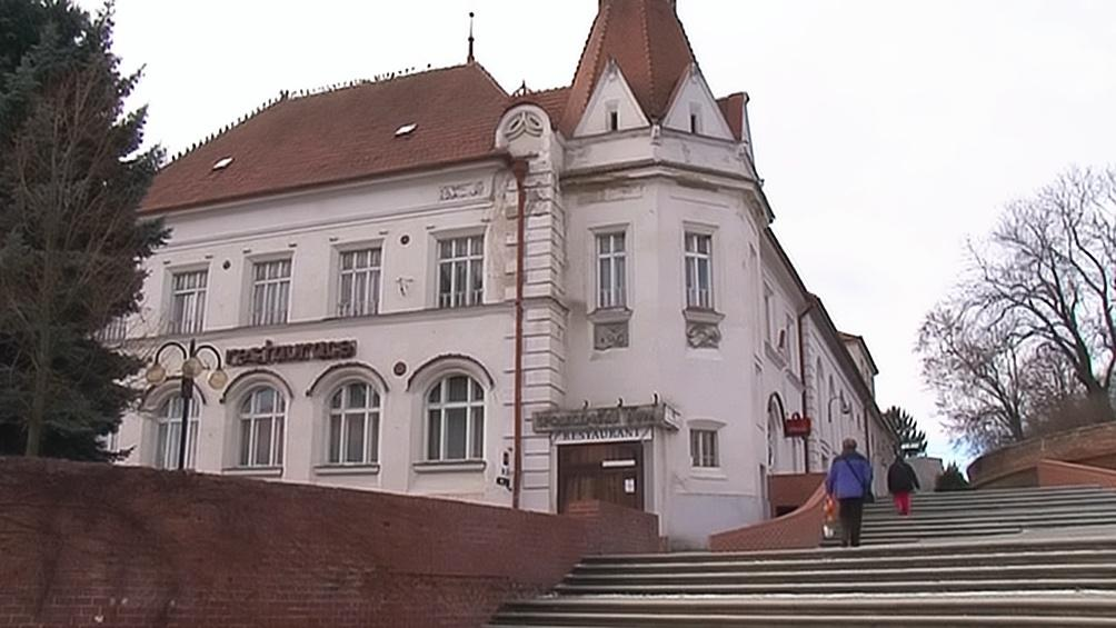 Společenský dům Bonaparte ve Slavkově u Brna