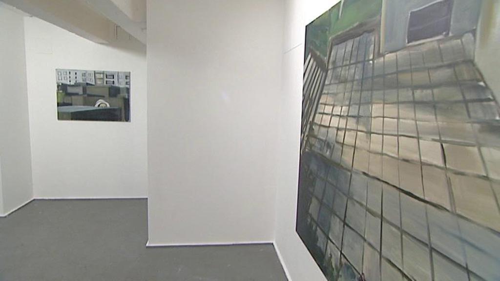 Výstava v ostravské galerii Fiducia