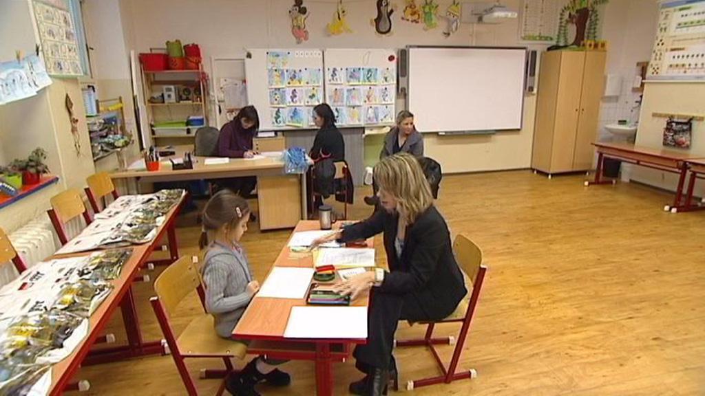 Zápis žáků do prvních tříd základních škol
