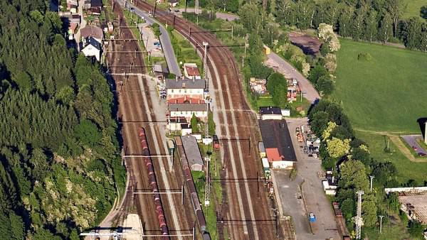 Nádraží v Ústí nad Orlicí