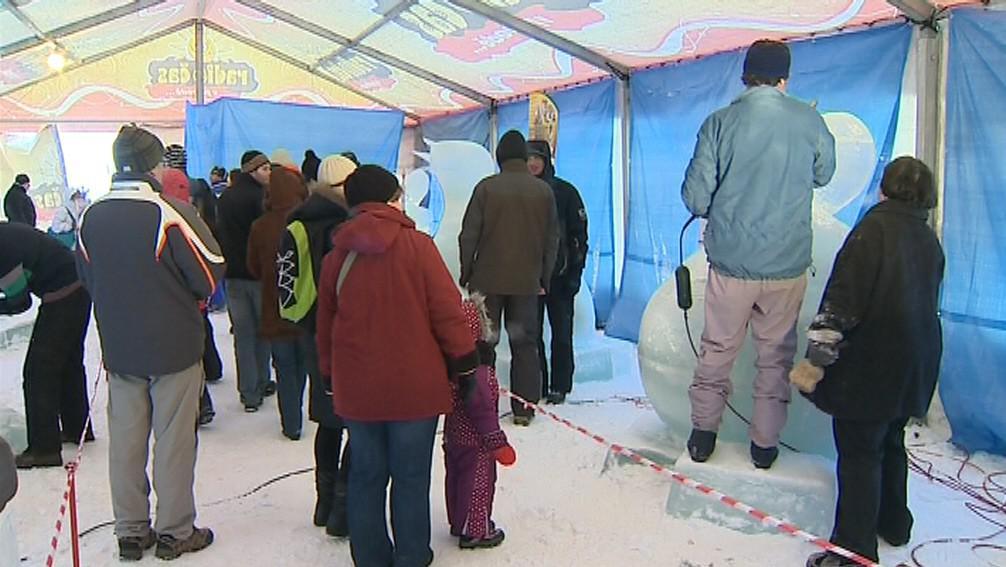 Sněhové sympozium na Pustevnách
