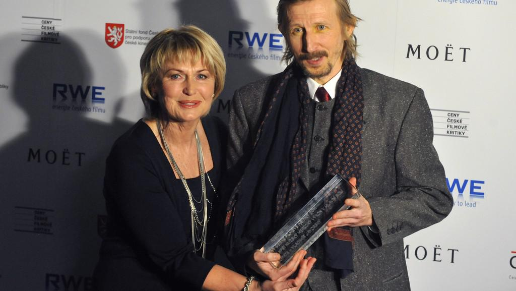 Eliška Balzerová a Vladimír Javorský