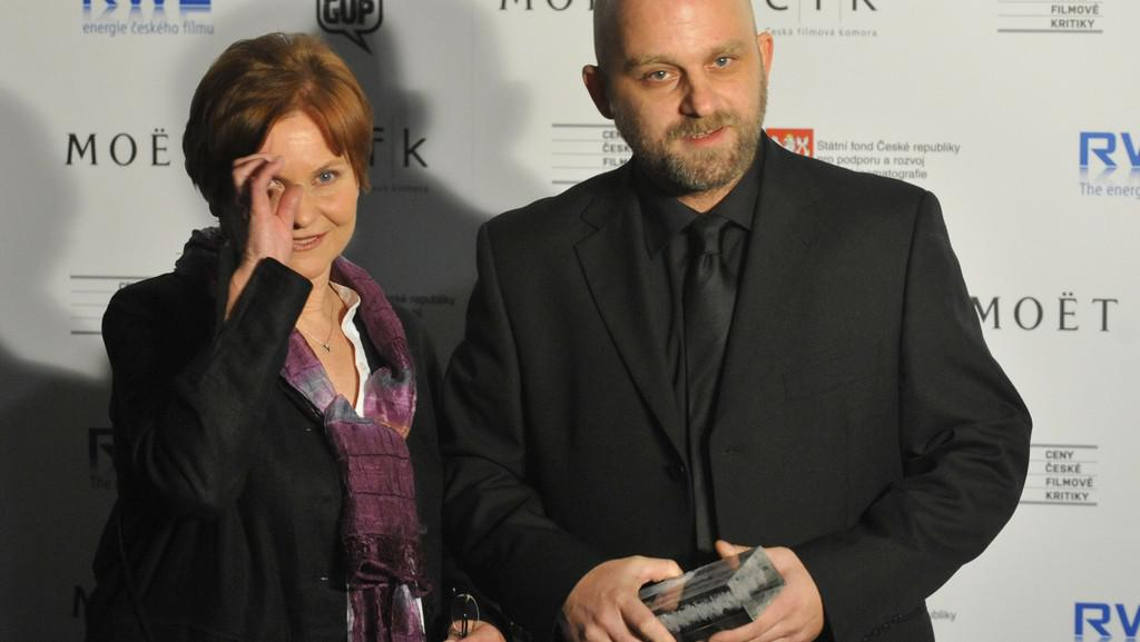 Marta Vančurová a Hynek Čermák