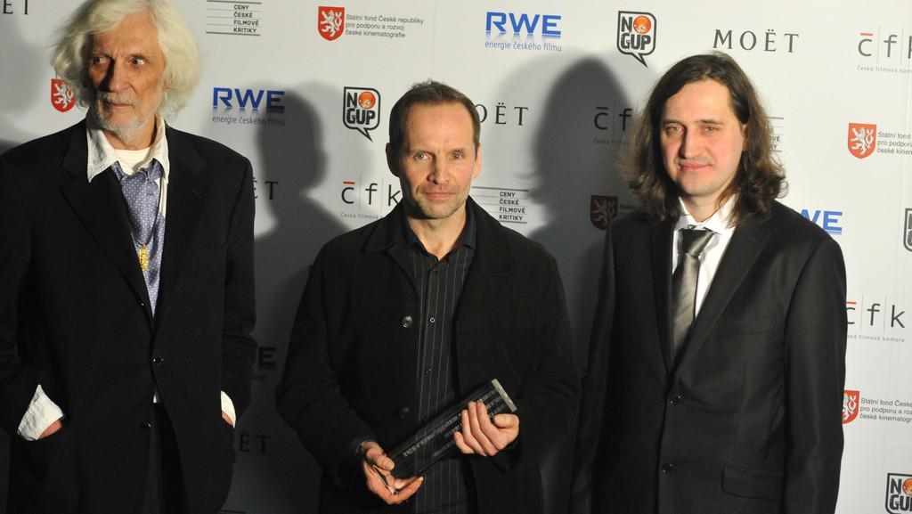 Petr Hapka, Petr Kružík a Ondřej Ježek