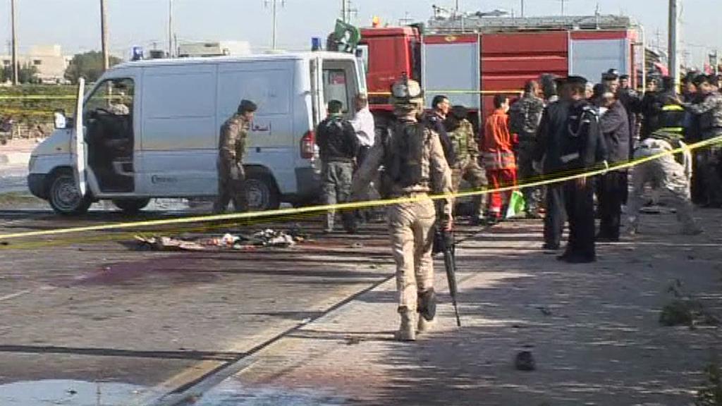 Útok na poutníky u Basry