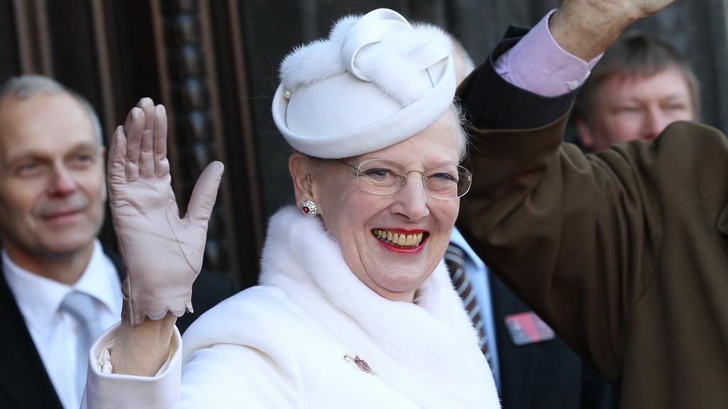 Margrethe II.