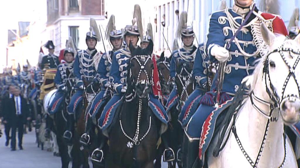 Oslavy narozenin Margrethe II.