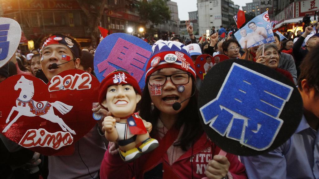 Volby na Tchaj-wanu