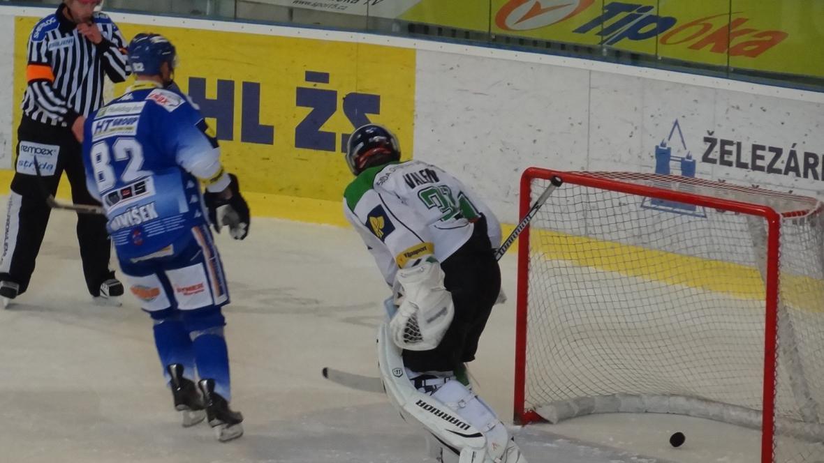 Rozhodující gól Tomáše Divíška