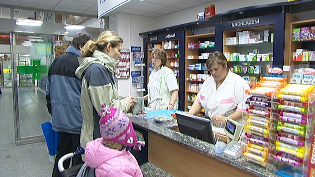 Prodej léků